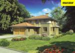 Проект двухэтажного дома   - Муратор М66